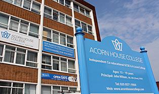 Acorn College front