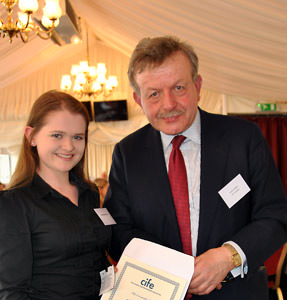 Ashbourne-student-Nicola-Brownless-with-Lord-Lexden