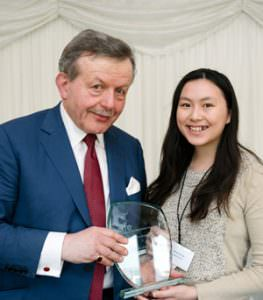 Ming Yan Lee receives CIFE award for Humanities