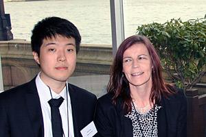 Fanbo Kong Bath Academy award winner