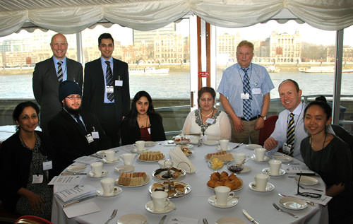 MPW Birmingham Prize winners at House of Lords