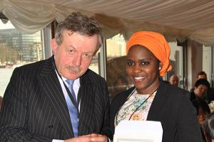Ruqqaiya Inuwa Bath Academy award winner
