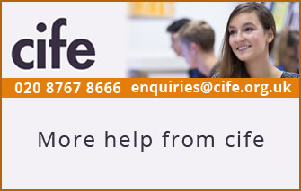 A levels or International Foundation - CIFE